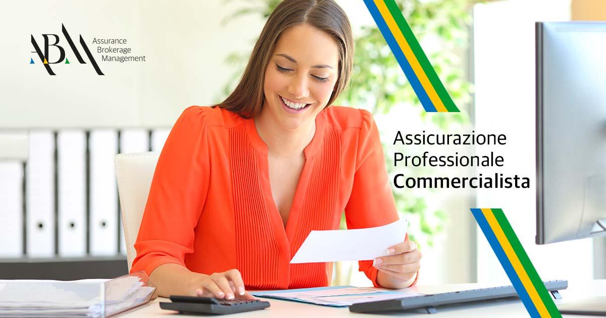 Assicurazione Professionale RC Commercialista